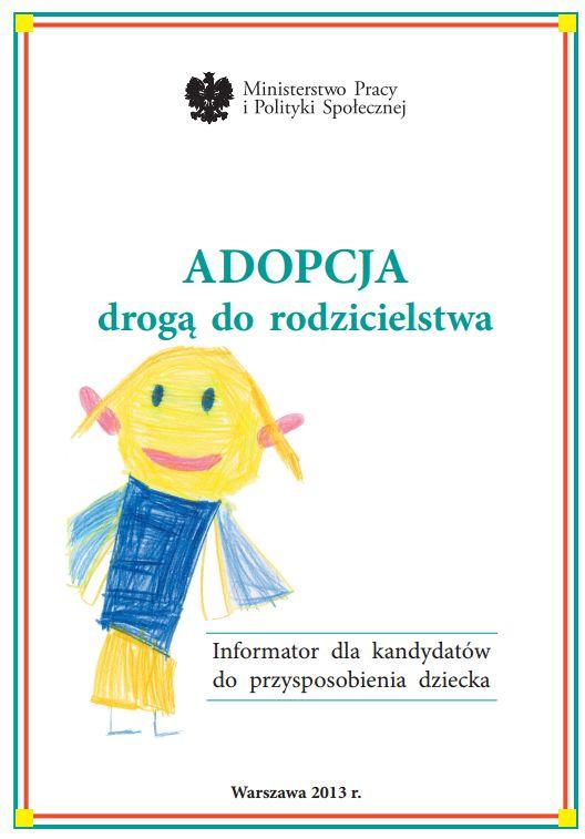 Wydawnictwo MPIPS - Adopcja
